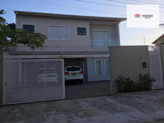 Casa Com 5 Dormitórios À Venda, 339 M² Por R$ 1.200.000 - Jardim Britânia - Caraguatatuba/sp - Ca0426