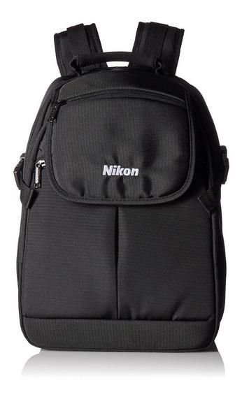 Mochila Para Cámara Dslr Marca Nikon Facturamos