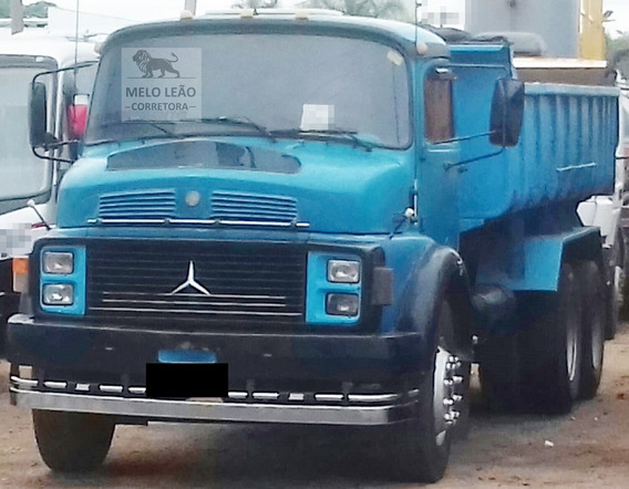 Mb L 2013 - 75/75 - Truck, Caçamba, Pneus Novos