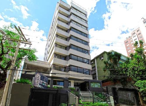 Imagem 1 de 15 de Cobertura Residencial Para Venda, Rio Branco, Porto Alegre - Co2327. - Co2327-inc