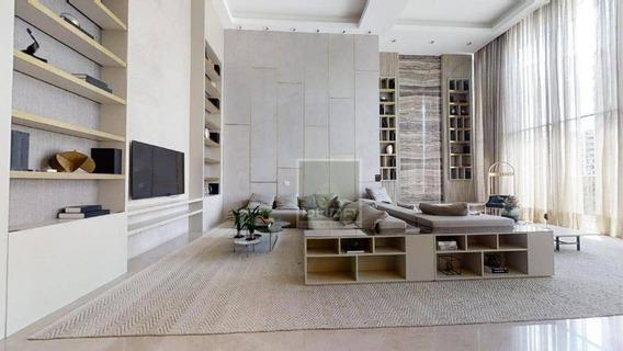 Apartamento Luxuoso Com 4 Dormitórios À Venda, 278 M² Por R$ 8.870. - Vila Olímpia - São Paulo/sp - Ap5197