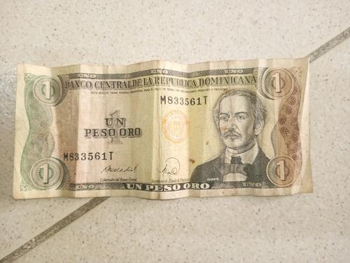 Papeleta 1 Peso Dominicano
