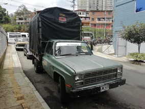 Chevrolet C 30 Gas Y Gasolina