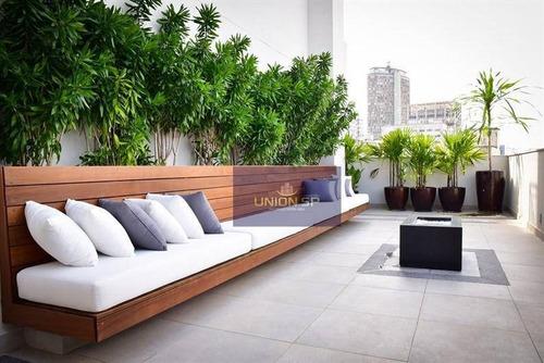 Imagem 1 de 30 de Studio À Venda, 44 M² Por R$ 550.000,00 - Centro - São Paulo/sp - St0511