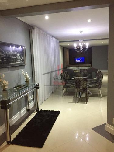 Imagem 1 de 15 de Apartamento - Tatuape - Ref: 8592 - V-8592