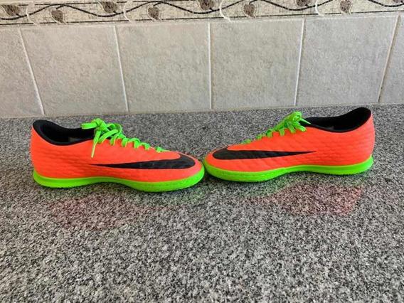 Botines Nike Hyperrvenom Importados Nuevos Futsal Talle 41