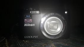 Câmera Fotografica Nikon Coolpix 16.0 Megapixeis