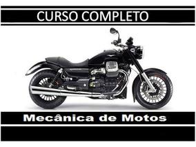 Curso Mecânica De Motos Completo