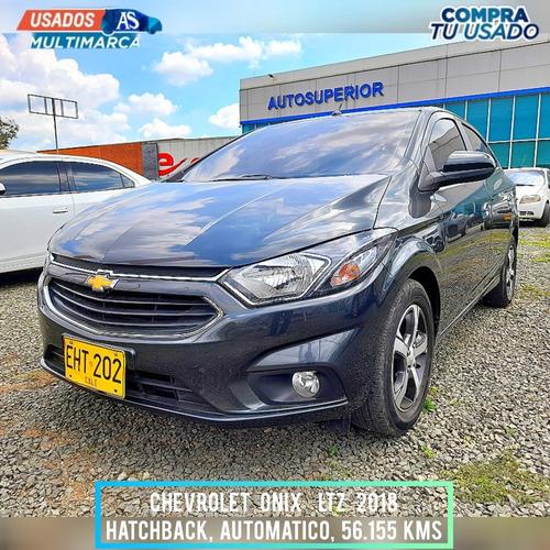 Chevrolet Onix Ltz Hatchback 2018 Automatico