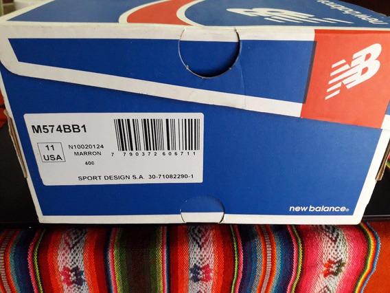 Zapatillas New Balance 574 Originales Talle 11