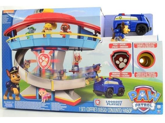 Brinquedo Patrulha Canina Torre De Vigilancia - Sunny 1306