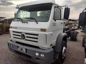 Volkswagen Vw 15180/08/09 Branco 4x2 Chassi