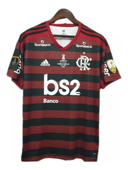 Camisa Do Flamengo Final Libertadores 2019 Pronta Entrega