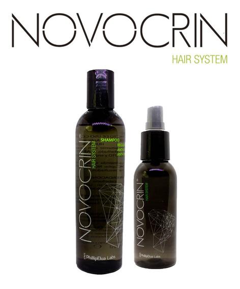 El Mejor Tratamiento Profesional Para Nuevo Cabello Novocrin