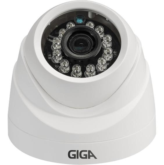 Câmera De Segurança Dome 3,2mm Infravermelho 20m Hd Giga