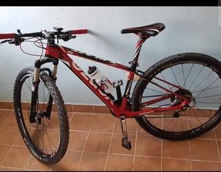 Bicicleta Venzo Blaze Evo Full Carbono 29 Talle S