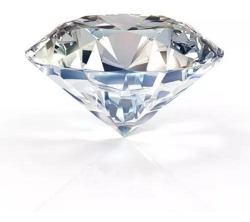 Kit 10 Joia Foto Unha Diamante Pedra Cristal Swarovski 5x3