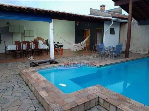 Imagem 1 de 20 de Casa Com 3 Dormitórios À Venda, 220 M² Por R$ 420.000,00 - Vila Nova Paulista - Bauru/sp - Ca3535