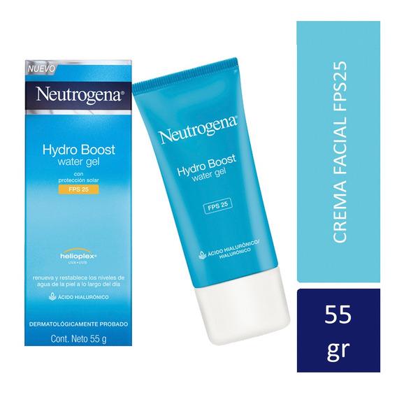Gel Hidratante Neutrogena Hydro Boost Water Día Fps 25