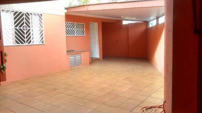 Casa Térrea Para Venda No Bairro Jardim Santo André - 8001