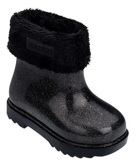Mini Melissa Winter Boot Rosa Original- Mod: 32588