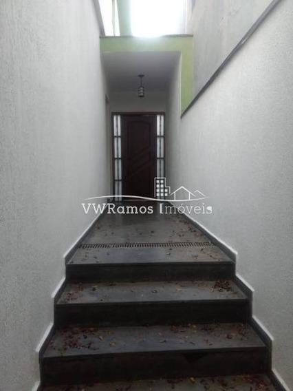 Sobrado Para Venda No Bairro Vila Formosa, 3 Suíte, 3 Vagas, 260 M² - 1002