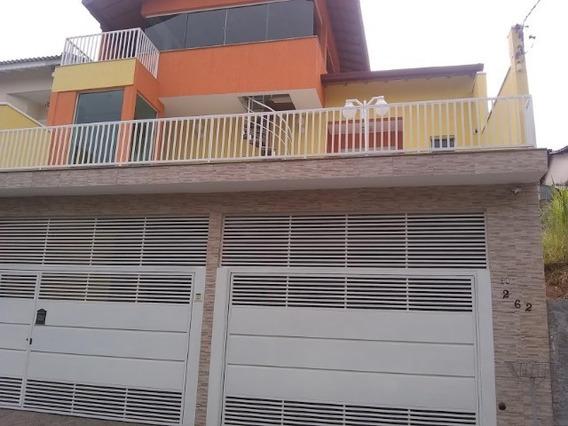 Lindo Sobrado Para Venda Parque Renato Maia, Guarulhos!!! - Ca00878 - 67852656