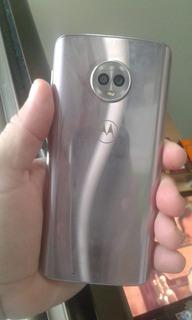 Celular Moto G6 64 Gigas Com Desbloqueio Facial