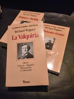 Wagner X 3: Trista E Isolda - La Valquiria - El Holandes Err