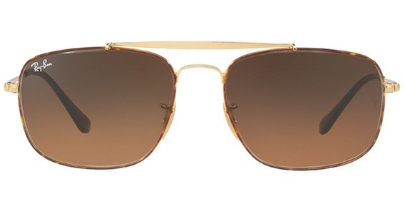 Óculos De Sol Ray Ban The Colonel Rb3560 9104/43 61