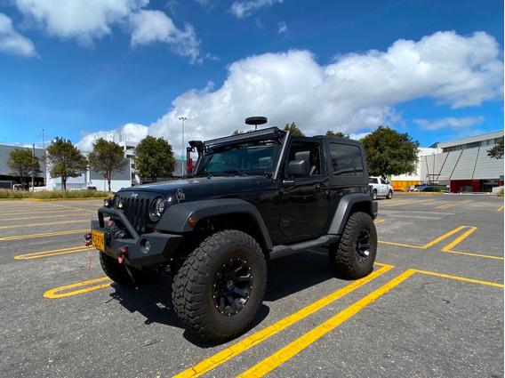 Jeep Rubicon Super Completo 2010 Negro