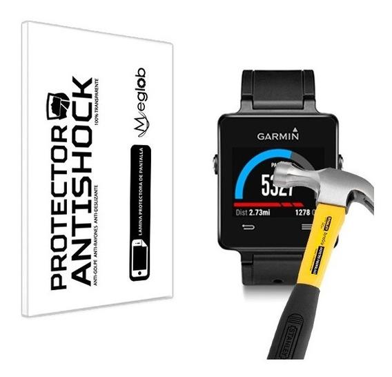 Lamina Protector Pantalla Anti-shock Garmin Vivoactive Gps