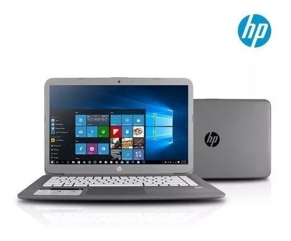 Notebook Hp 14 Intel 4gb Ssd 64gb Equivalente Core I3
