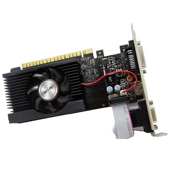Placa De Video 2gb Afox Gt730 64bit Ddr3/ Vga/dvi/hdmi