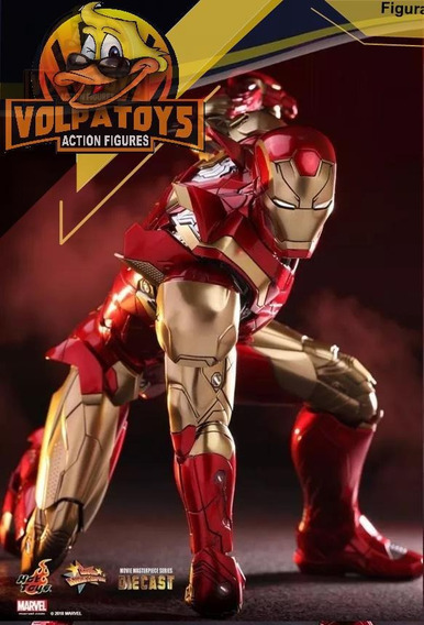 Hot Toys Iron Man Mark 46 Xlvi Diecast Concept Art