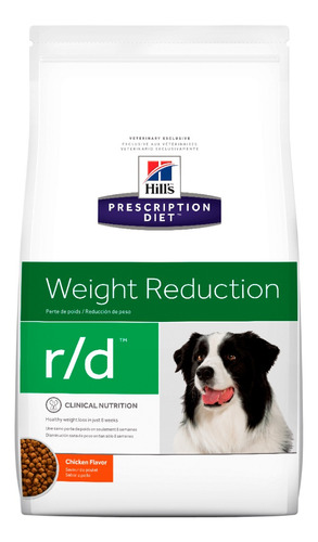 Hills R/d Canine (obesidad) 27.5lb En - kg a $25500