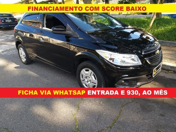 Financiamento Com Score Baixo Chevrolet Onix Financio