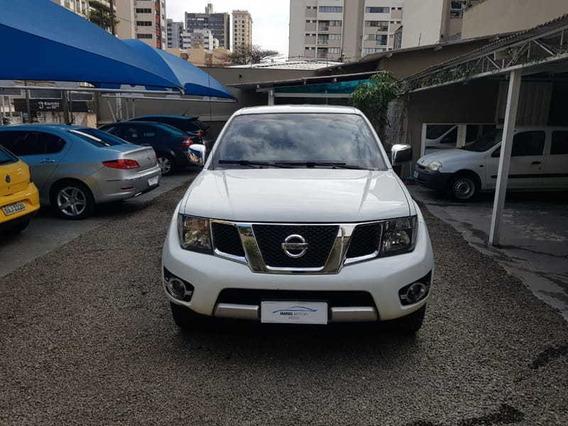 Nissan Frontier Platinum Cd 4x4 2.5 Tb Diesel 2014