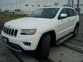 Jeep Grand Cherokee 3.6 Limited 4x2 Mt 2016