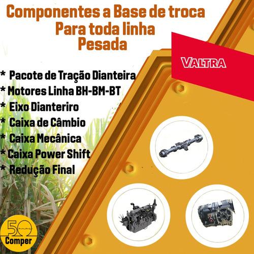 Componentes A Base De Troca Para Todas As Linhas Bm Bh E Bt