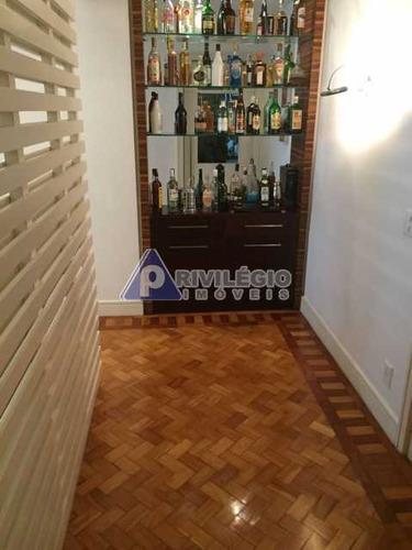 Imagem 1 de 25 de Apartamento À Venda, 6 Quartos, 2 Suítes, 2 Vagas, Copacabana - Rio De Janeiro/rj - 12141