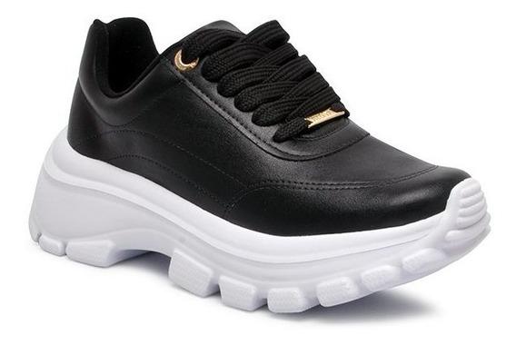 Tênis Flatform Dad Sneaker Vizzano 1356100 Napa