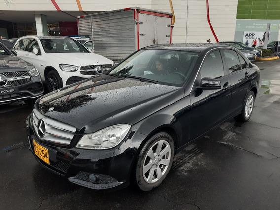 Mercedes-benz Clase C C 180 Cgi 2013