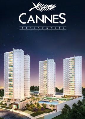 Apartamento Cannes 3 Dorm 1 Suite Sorocaba Campolim
