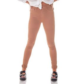 Calça Feminina Skinny Média Colorida Denim Zero - Dz2560-11