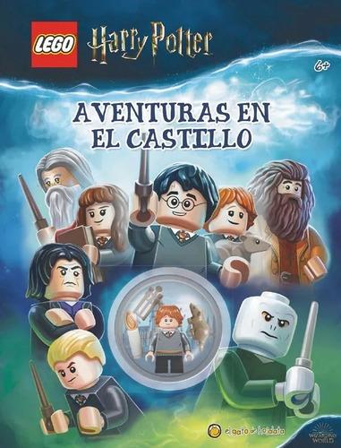 Lego Harry Potter Minifigura Libro Aventuras En El Castillo