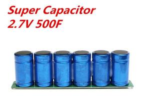 Banco De Super Capacitor 500f