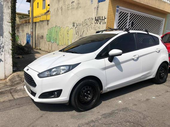 Ford Fiesta 1.5 S Flex 5p 2016