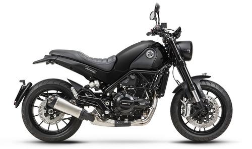Benelli Leoncino 500  Financia Con Ahora 12/18 Cycles