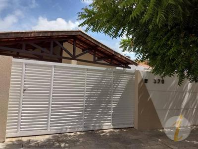 Casa Com 4 Dormitórios À Venda, 200 M² Por R$ 690.000 - Bessa - João Pessoa/pb - Ca1480
